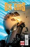 Six Guns #3 comic books for sale
