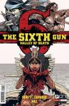 Sixth Gun: Valley of Death # comic book complete sets Sixth Gun: Valley of Death # comic books