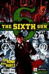 Sixth Gun comic books