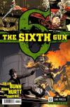 Sixth Gun #13 Comic Books - Covers, Scans, Photos  in Sixth Gun Comic Books - Covers, Scans, Gallery
