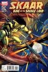 Skaar: King of the Savage Land #4 comic books for sale