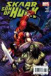 Skaar: Son of Hulk #6 comic books for sale
