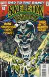 Skeleton Warriors comic books