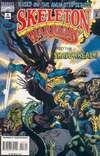 Skeleton Warriors #3 comic books - cover scans photos Skeleton Warriors #3 comic books - covers, picture gallery