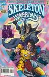 Skeleton Warriors #4 Comic Books - Covers, Scans, Photos  in Skeleton Warriors Comic Books - Covers, Scans, Gallery