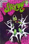 Skrog #1 comic books - cover scans photos Skrog #1 comic books - covers, picture gallery