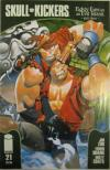 Skullkickers #21 comic books for sale