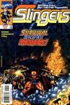 Slingers #5 comic books - cover scans photos Slingers #5 comic books - covers, picture gallery