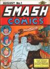 Smash Comics Comic Books. Smash Comics Comics.