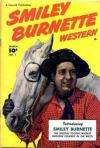 Smiley Burnette Western #1 comic books for sale