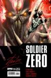 Soldier Zero #11 Comic Books - Covers, Scans, Photos  in Soldier Zero Comic Books - Covers, Scans, Gallery