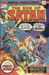 Son of Satan Comic Books. Son of Satan Comics.