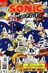 Sonic the Hedgehog #19 Comic Books - Covers, Scans, Photos  in Sonic the Hedgehog Comic Books - Covers, Scans, Gallery