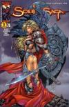 Soul Saga #1 comic books - cover scans photos Soul Saga #1 comic books - covers, picture gallery