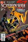 Sovereign Seven #12 comic books - cover scans photos Sovereign Seven #12 comic books - covers, picture gallery