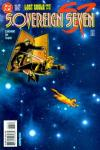 Sovereign Seven #13 comic books - cover scans photos Sovereign Seven #13 comic books - covers, picture gallery