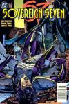 Sovereign Seven #2 comic books - cover scans photos Sovereign Seven #2 comic books - covers, picture gallery