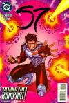 Sovereign Seven #21 comic books - cover scans photos Sovereign Seven #21 comic books - covers, picture gallery