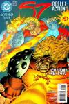 Sovereign Seven #22 Comic Books - Covers, Scans, Photos  in Sovereign Seven Comic Books - Covers, Scans, Gallery