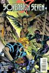 Sovereign Seven #3 comic books - cover scans photos Sovereign Seven #3 comic books - covers, picture gallery
