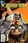Sovereign Seven #4 comic books for sale
