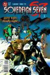 Sovereign Seven #9 comic books for sale