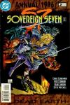 Sovereign Seven #2 comic books for sale