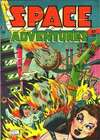 Space Adventures comic books