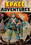 Space Adventures #24 Comic Books - Covers, Scans, Photos  in Space Adventures Comic Books - Covers, Scans, Gallery