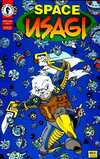 Space Usagi comic books