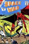 Space War #17 comic books - cover scans photos Space War #17 comic books - covers, picture gallery
