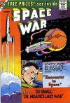 Space War #2 Comic Books - Covers, Scans, Photos  in Space War Comic Books - Covers, Scans, Gallery