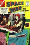 Space War #24 comic books - cover scans photos Space War #24 comic books - covers, picture gallery