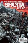 Sparta: USA #3 comic books for sale