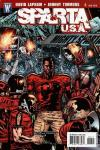 Sparta: USA #4 comic books for sale