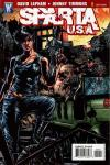 Sparta: USA #5 comic books for sale