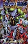 Spawn/WildC.A.T.S. #3 comic books - cover scans photos Spawn/WildC.A.T.S. #3 comic books - covers, picture gallery