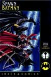 Spawn-Batman comic books
