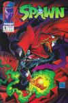Spawn #1 comic books - cover scans photos Spawn #1 comic books - covers, picture gallery