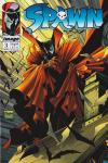Spawn #3 comic books - cover scans photos Spawn #3 comic books - covers, picture gallery