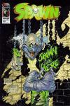 Spawn #60 comic books - cover scans photos Spawn #60 comic books - covers, picture gallery