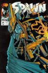 Spawn #7 cheap bargain discounted comic books Spawn #7 comic books