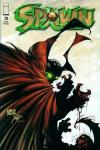 Spawn #78 comic books - cover scans photos Spawn #78 comic books - covers, picture gallery