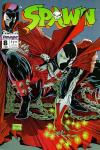 Spawn #8 comic books - cover scans photos Spawn #8 comic books - covers, picture gallery