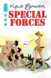 Special Forces #2 comic books for sale