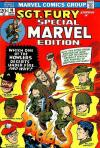 Special Marvel Edition #10 comic books for sale