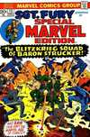 Special Marvel Edition #12 Comic Books - Covers, Scans, Photos  in Special Marvel Edition Comic Books - Covers, Scans, Gallery