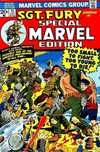 Special Marvel Edition #13 comic books - cover scans photos Special Marvel Edition #13 comic books - covers, picture gallery