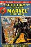 Special Marvel Edition #6 comic books - cover scans photos Special Marvel Edition #6 comic books - covers, picture gallery