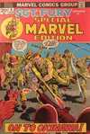 Special Marvel Edition #8 comic books - cover scans photos Special Marvel Edition #8 comic books - covers, picture gallery